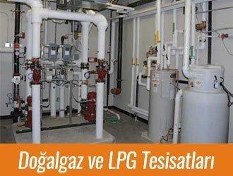 Doğalgaz ve LPG tesisatları