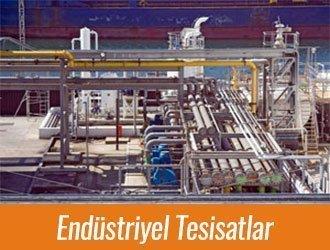 Endüstriyel tesisat
