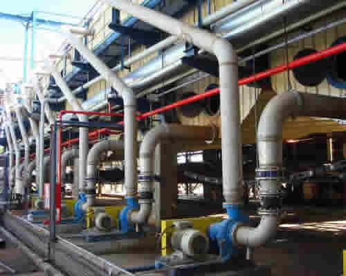 Endüstriyel Tesisat ve Mekanik Tesisat Boruları