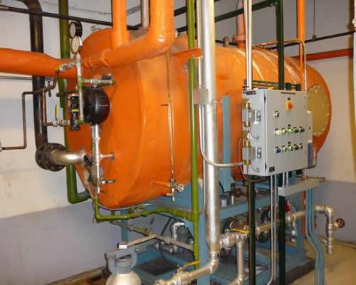 ısıtma ve soğutma sistemleri tank