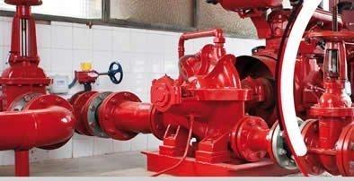 yangın tesisatı ve söndürme sistemleri vanaları