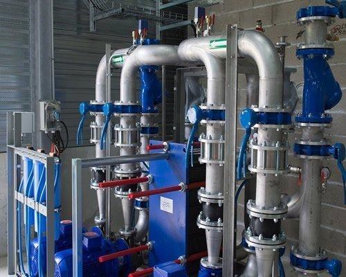 yangın tesisatı ve söndürme sistemleri merkezi sistemler